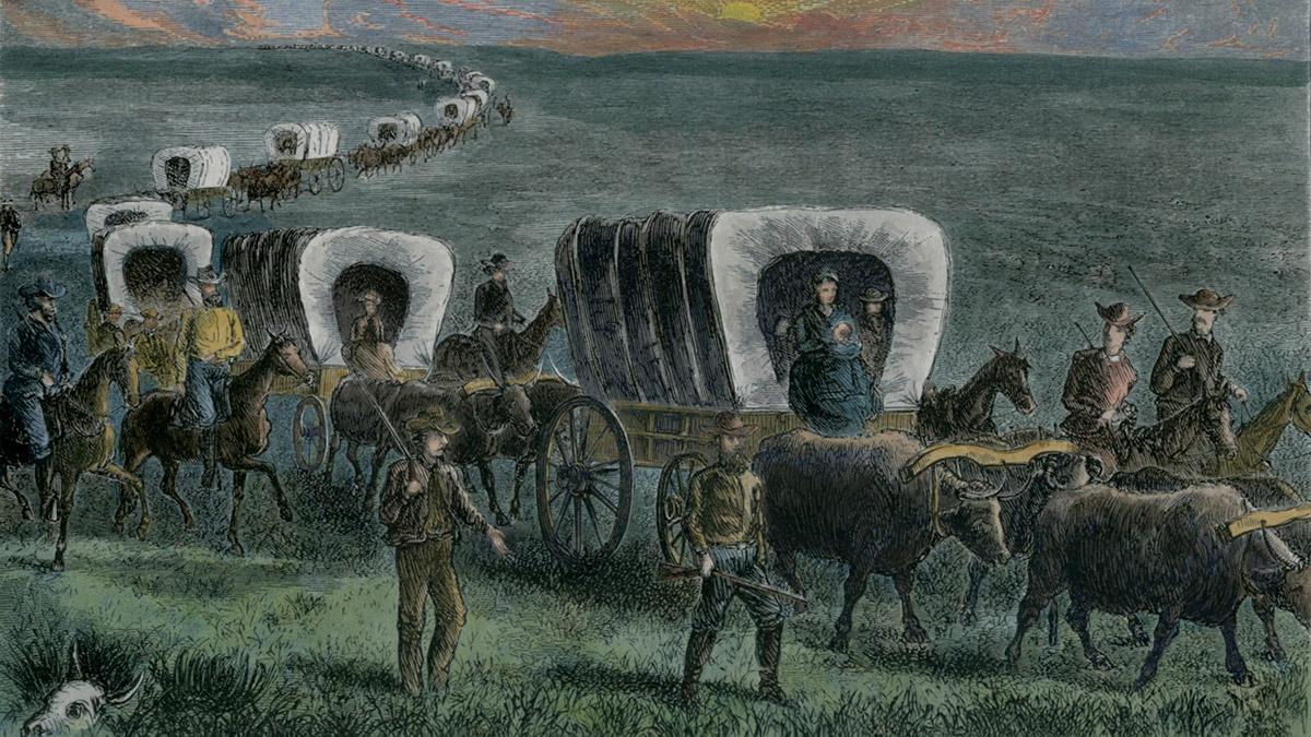 The Last Wagon?